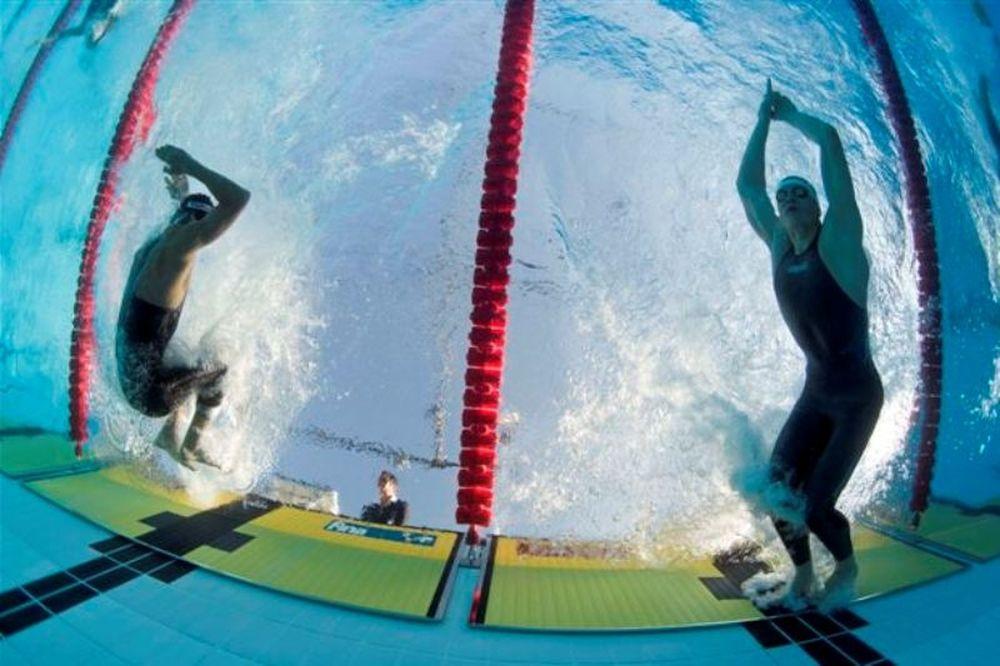 Κολύμβηση: Ο Βαζαίος στον τελικό στα 200μ. μικτή ατομική