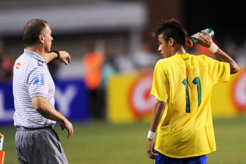 Λονδίνο 2012: Ανακοίνωσε την ποδοσφαιρική ομάδα η Βραζιλία