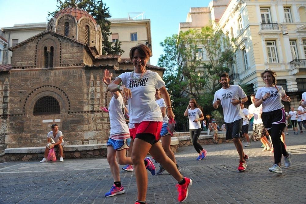 Το πρώτο Nike+ Run Club της Nike! (photos)