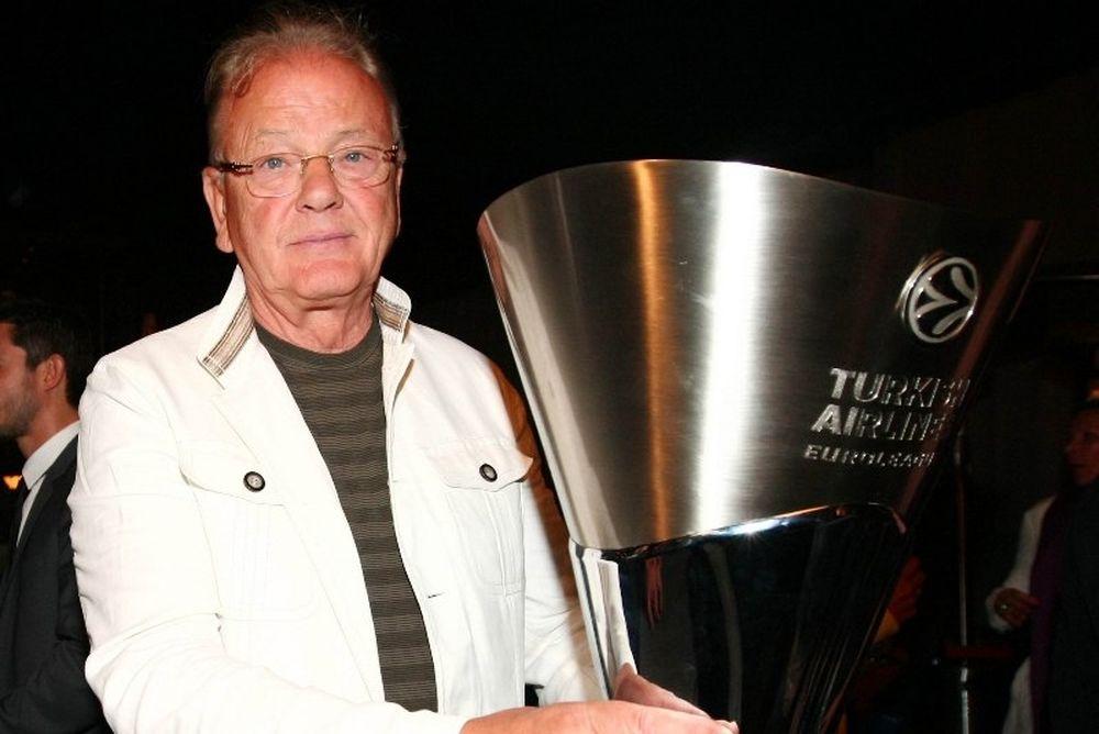 Βραβεύτηκε ο Ίβκοβιτς από την Ευρωλίγκα!