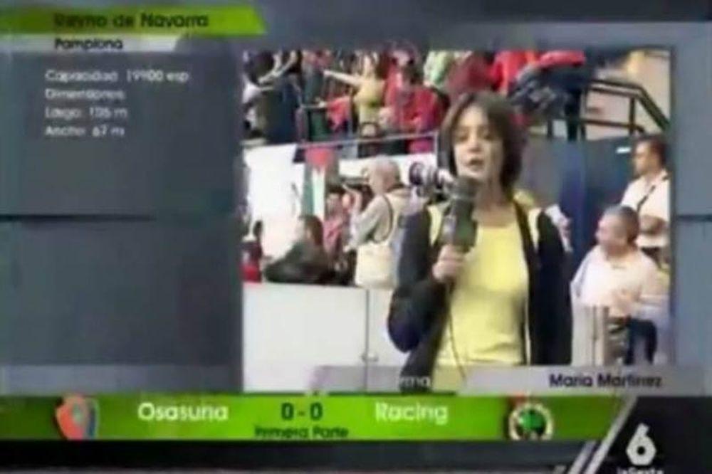 Οι καλύτερες τούμπες δημοσιογράφων on camera! (video)