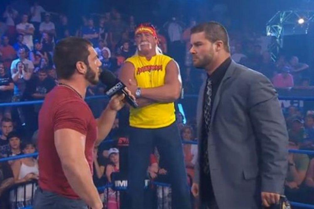 Σήκωσε ζώνη ο Austin Aries στο Impact (video+photos)