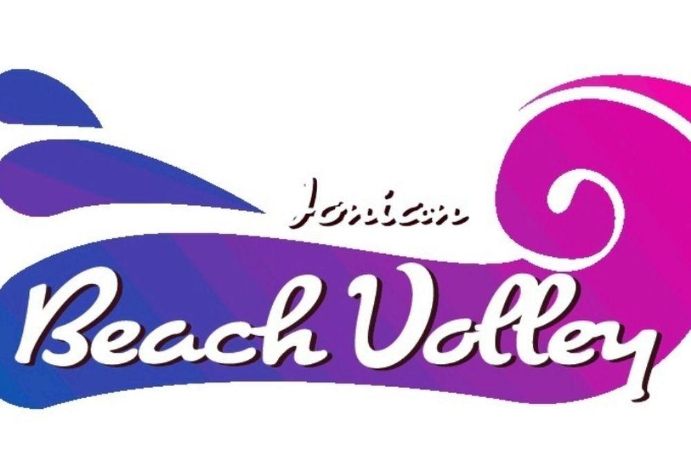 Οι αθλήτριες του Ionian Beach Volley 2012