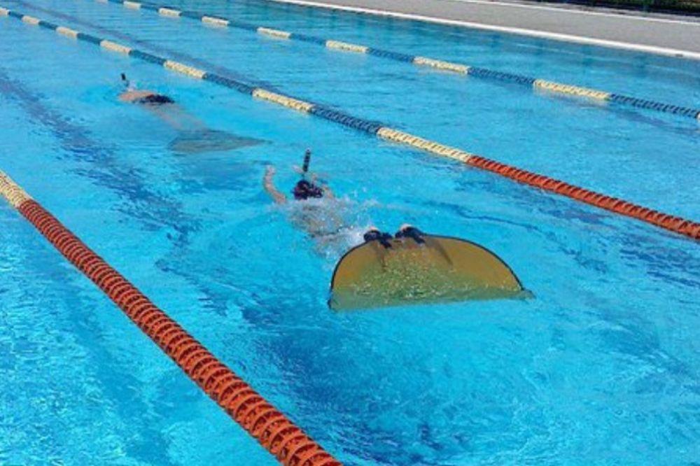 Τρία πανελλήνια ρεκόρ στην τεχνική κολύμβηση