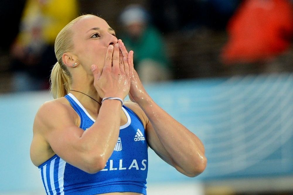 Κυριακοπούλου: «Επιτυχία που είμαι στους Ολυμπιακούς Αγώνες»