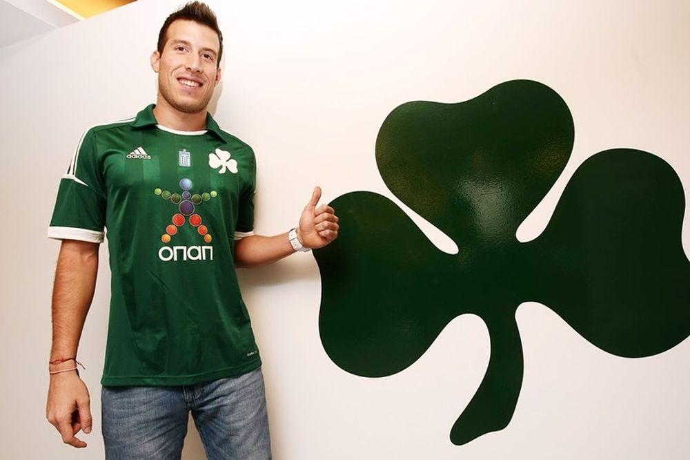 Και επίσημα «πράσινος» ο Βελάσκες (photos)