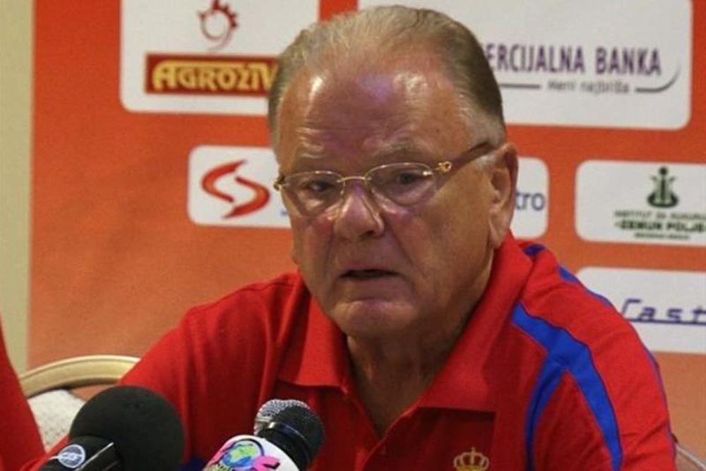 """Ίβκοβιτς: «Εξεπλάγην μόλις μου είπε ο """"Ζοτς"""" για την Ελλάδα!»"""