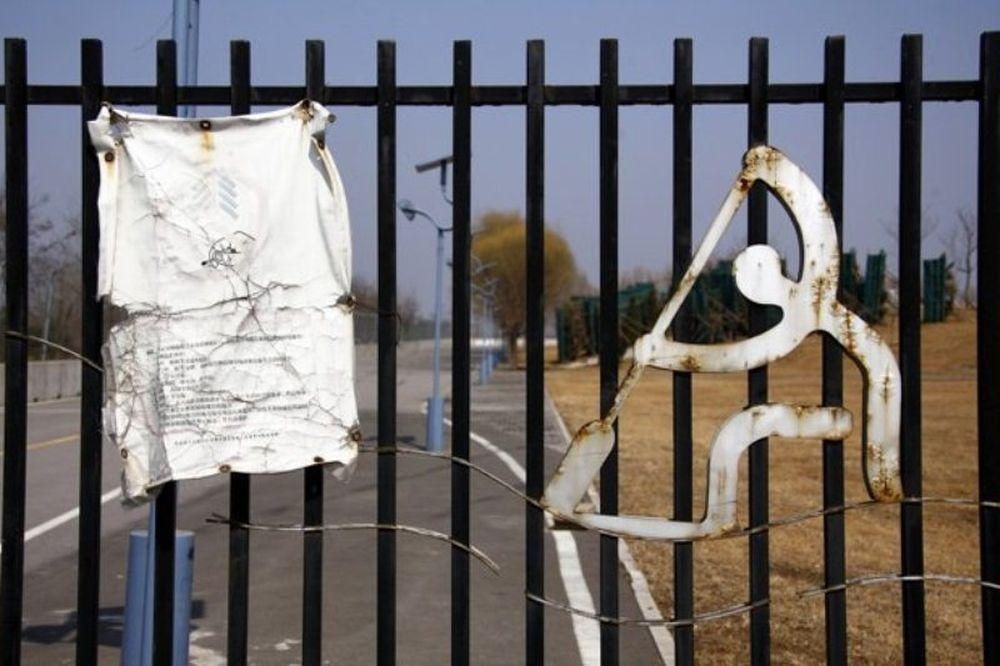 Εγκαταλελειμμένες οι ολυμπιακές εγκαταστάσεις του Πεκίνου (photos)