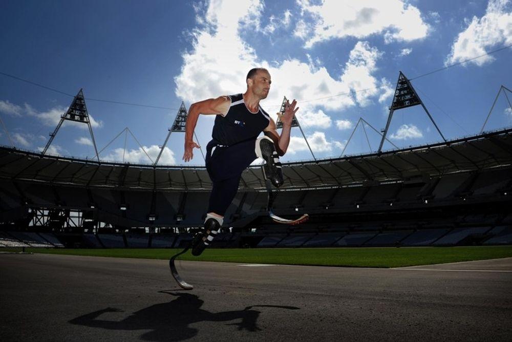 «Ο γρηγορότερος άνθρωπος χωρίς πόδια», μια ιστορία για… Όσκαρ!