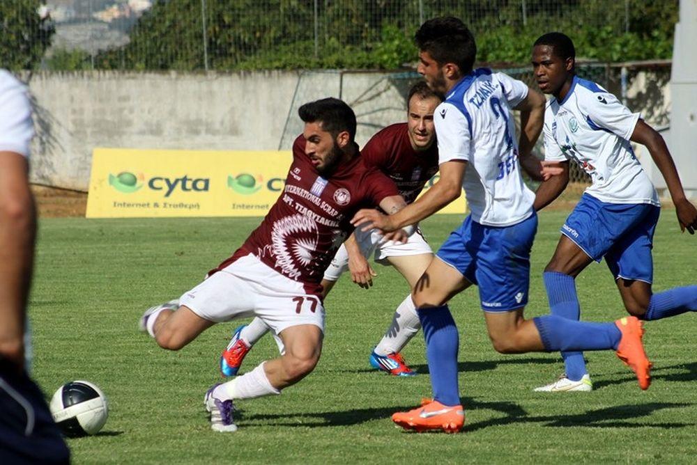 Δοκιμές νεαρών ποδοσφαιριστών στα Χανιά