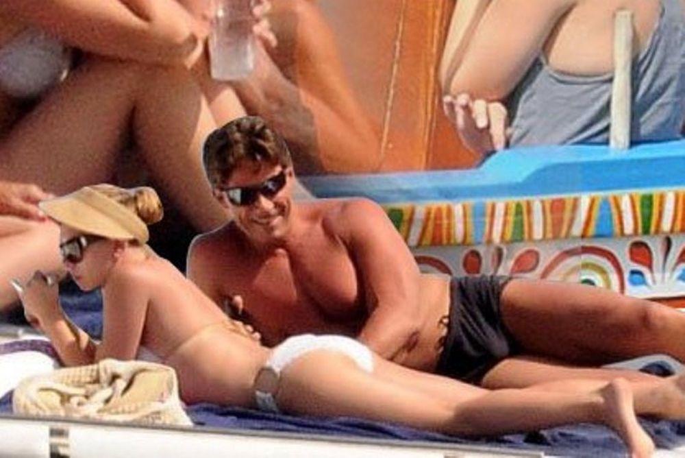 Scarlett Johansson: Με ένα σούπερ, τοσοδούλι και... λευκό μπικίνι στην Αδριατική!