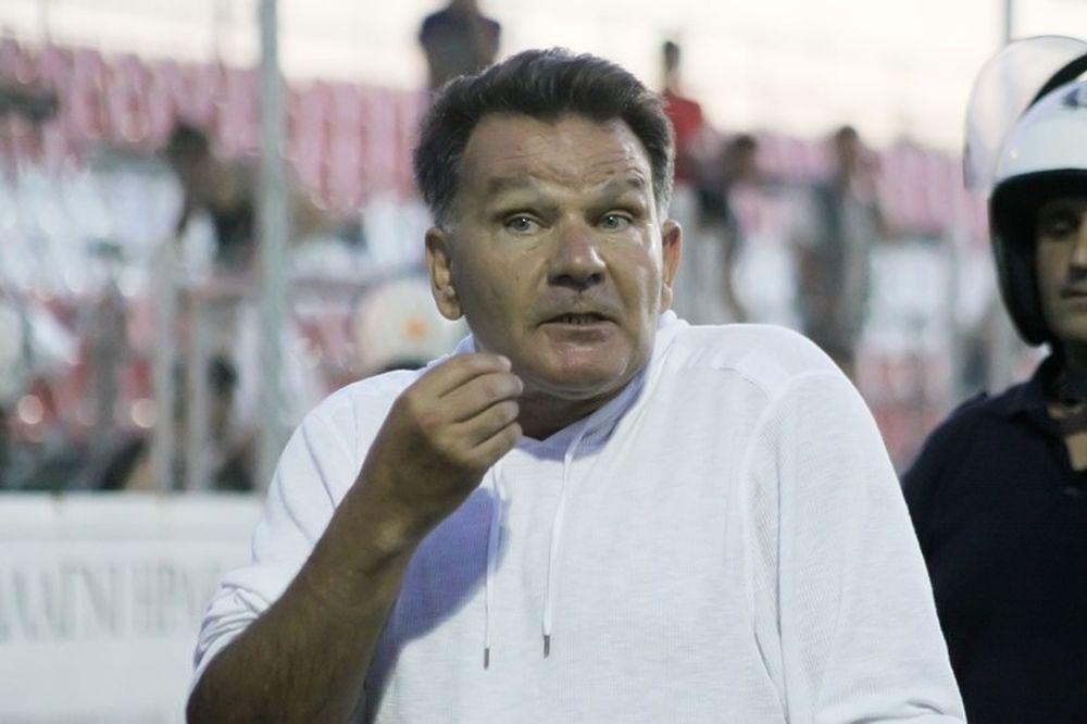 Κούγιας: «στο ποδόσφαιρο μέχρι 100 ετών»
