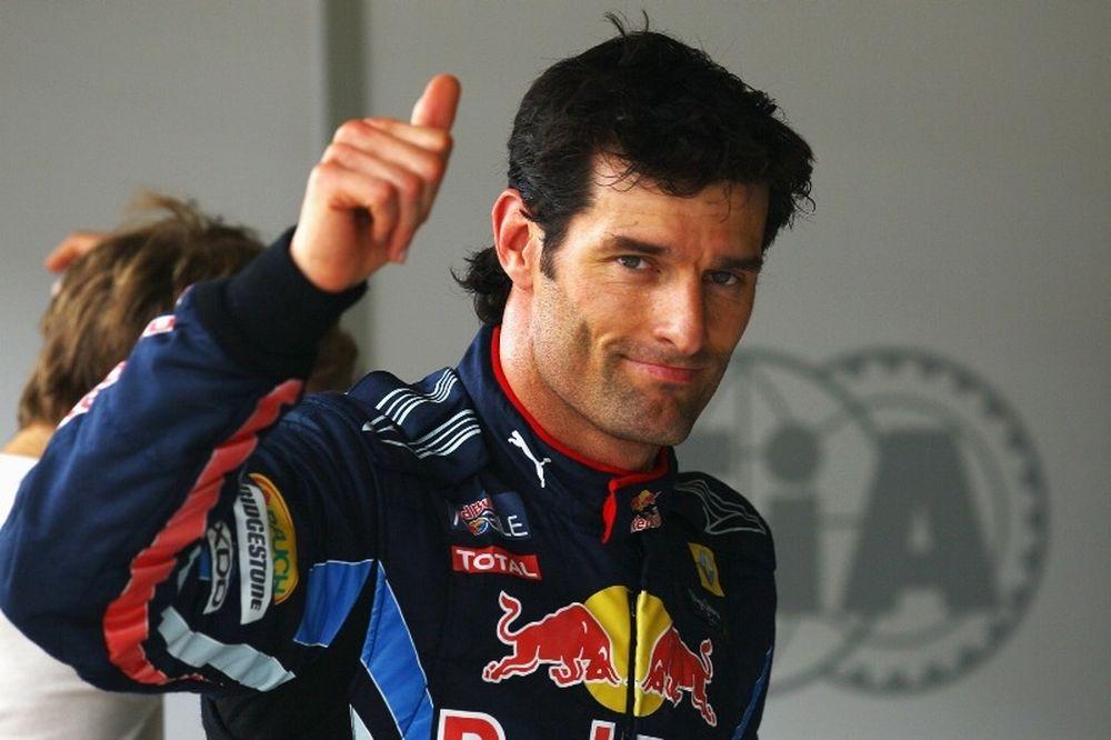 Ανανέωσε με Red Bull ο Γουέμπερ!