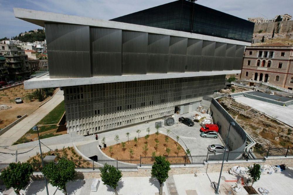 Στο Μουσείο της Ακρόπολης οι κληρώσεις των πρωταθλημάτων χάντμπολ