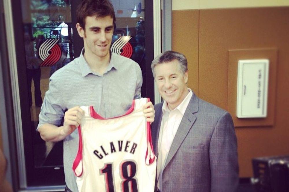 Το «18» των Μπλέιζερς στον Κλαβέρ!