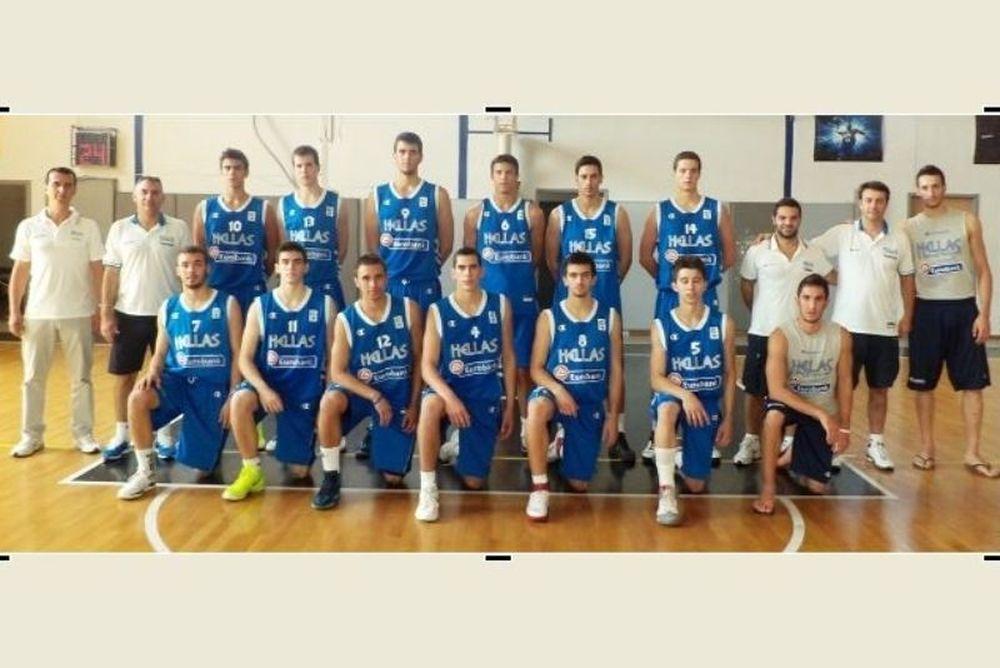 Δεύτερη νίκη της Εθνικής Εφήβων επί της Βουλγαρίας