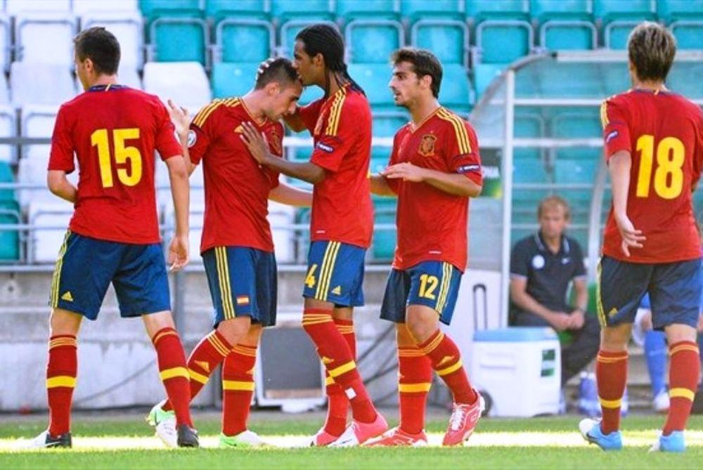 Με Ισπανία στον τελικό