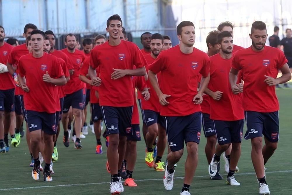 Ζήτησαν… παράταση της προπόνησης οι ποδοσφαιριστές του Πανιωνίου!