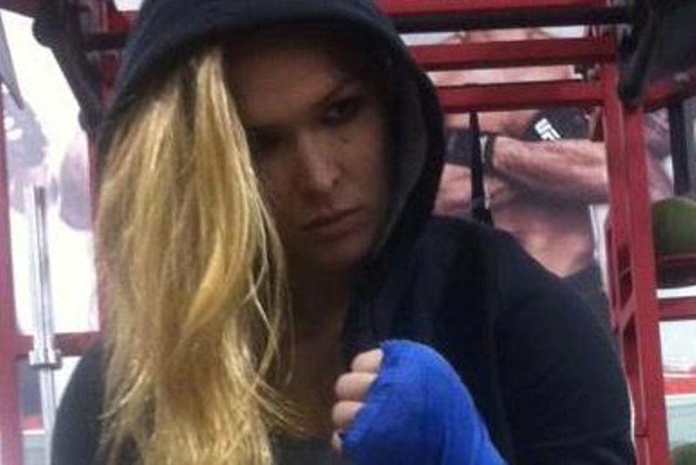 Να δείρει την Καρντάσιαν θέλει η Rousey (videos+photos)