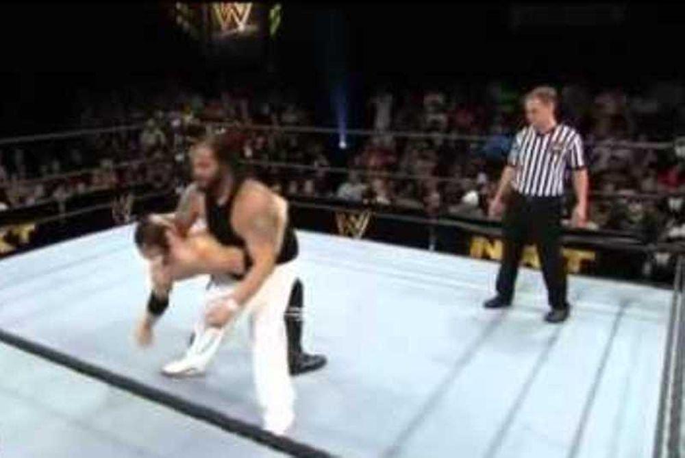 Νικηφόρο ντεμπούτο για Wyatt  στο ΝΧΤ (video)