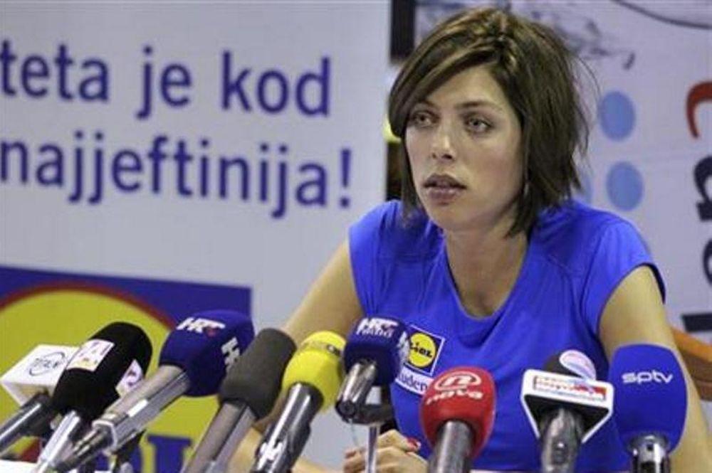 Λονδίνο 2012: Εκτός Ολυμπιακών η Βλάσιτς!