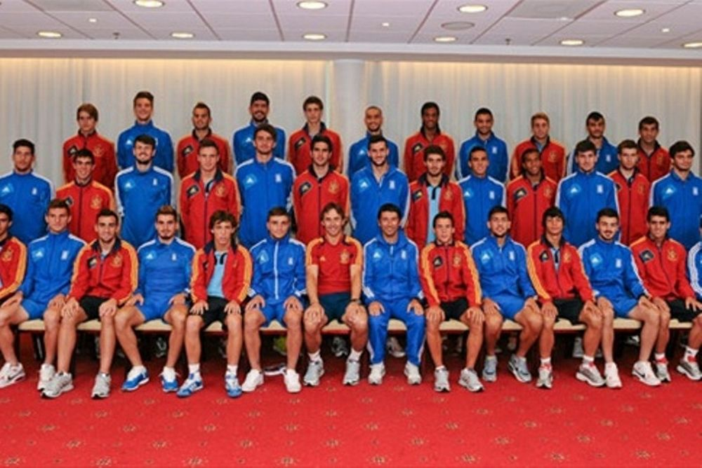 Ελλάδα-Ισπανία φωτογραφίζονται μαζί για το Fair Play!