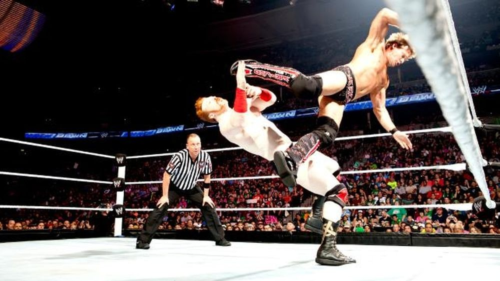 Όταν το SmackDown έγινε ZackDown (video+photos)