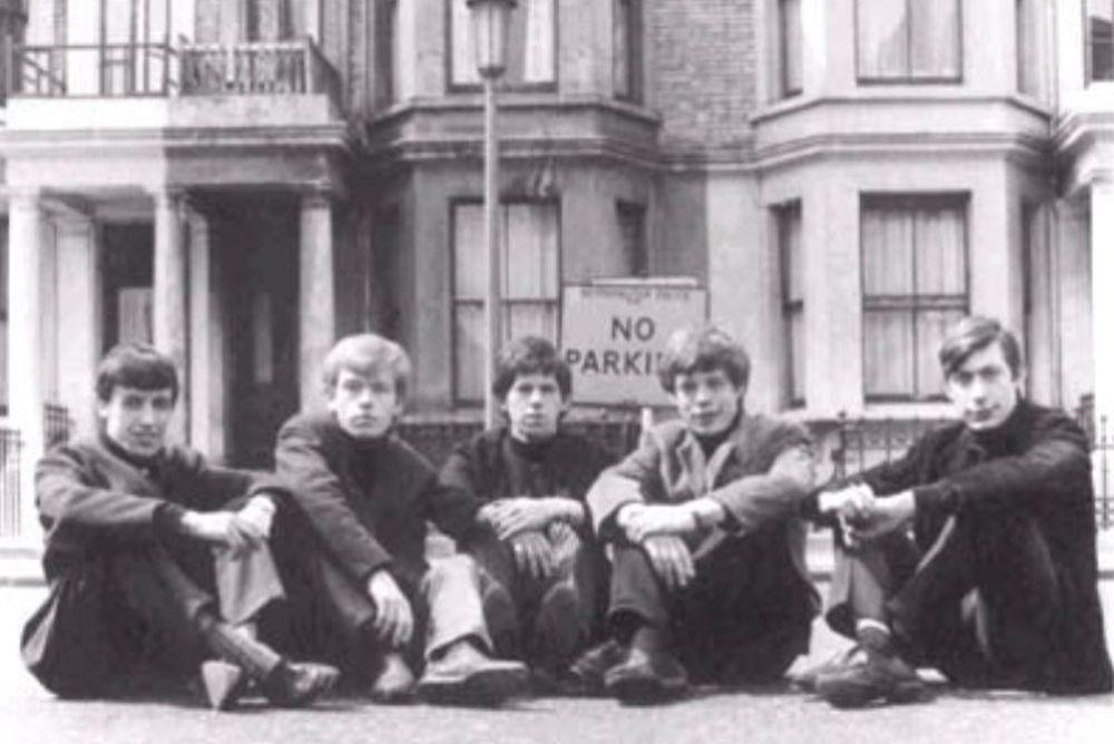 Στο κρεβάτι με τους Rolling Stones (photos)