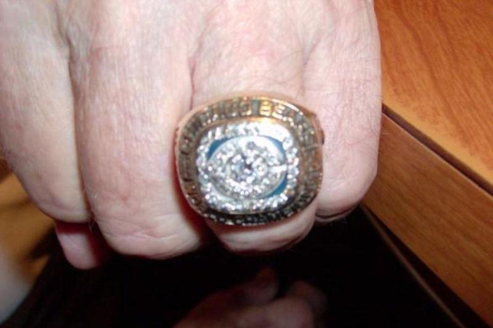 Βρέθηκε το κλεμμένο δαχτυλίδι του Humphries
