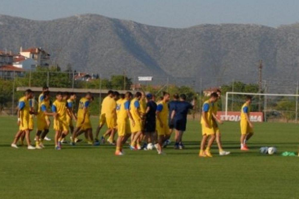 Με 19 παίκτες ο Αστέρας στο Μπακού