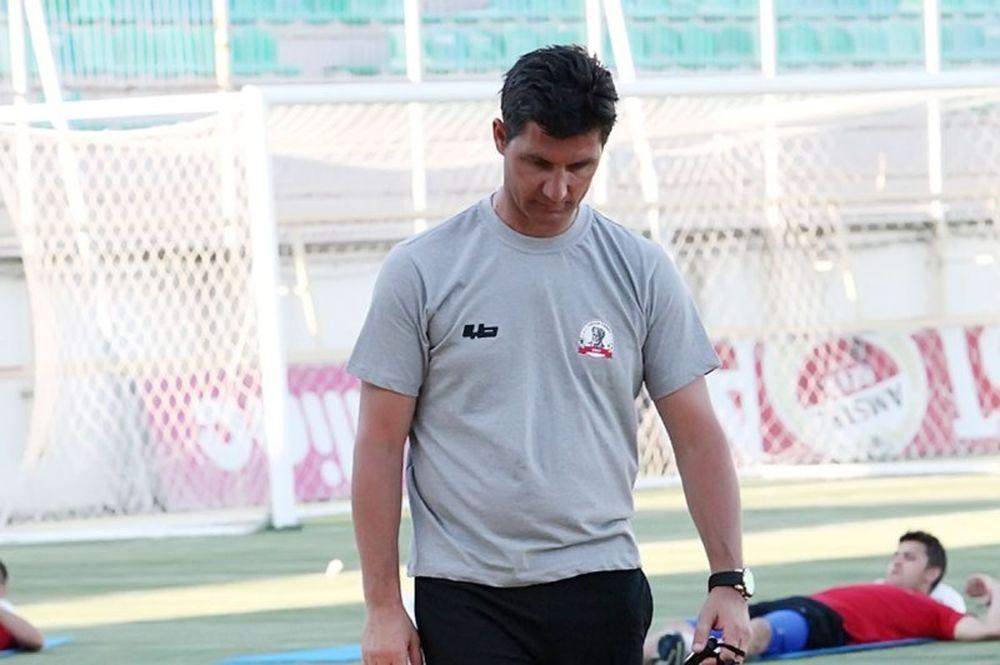 Ουζουνίδης: «Έτοιμοι από την πρώτη αγωνιστική»