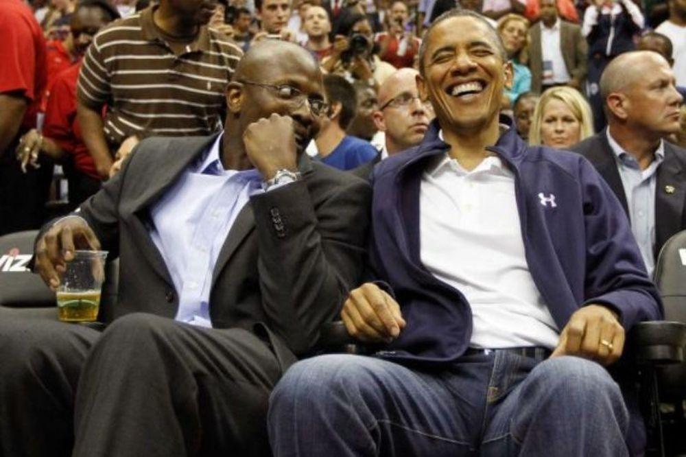 Λονδίνο 2012: Ομπάμα: «Άλλο… πράγμα η dream team του 1992»