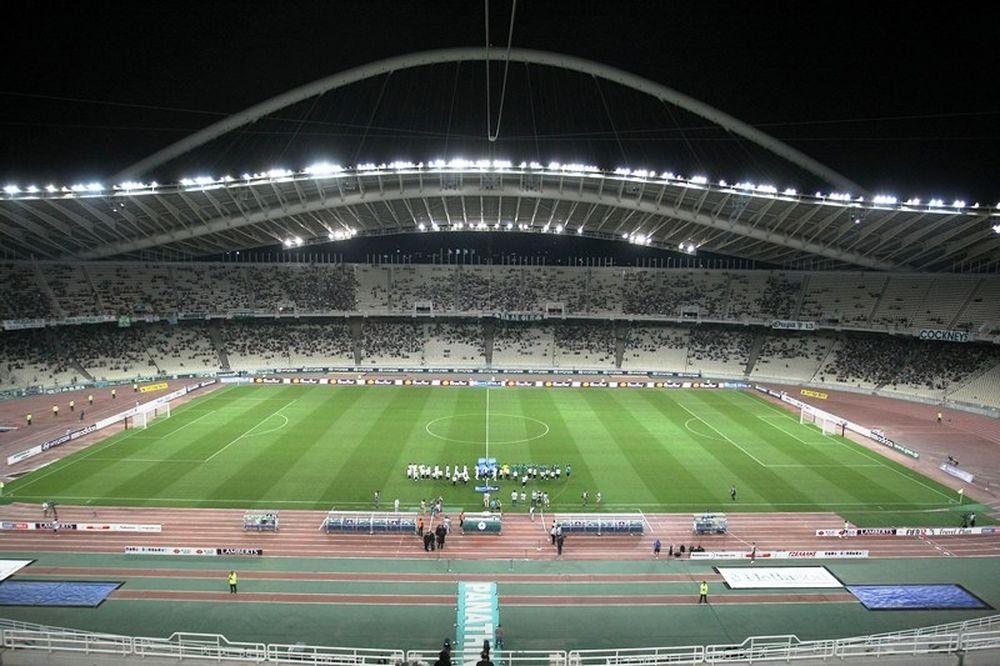 Έλεγχος της UEFA στο ΟΑΚΑ
