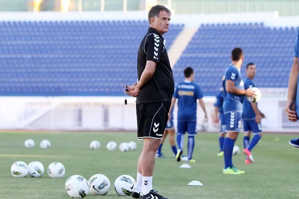 Μπάγεβιτς: «Έτοιμοι όταν πρέπει»