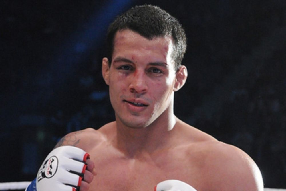Επιστροφή του Vinny Magalhaes στο UFC