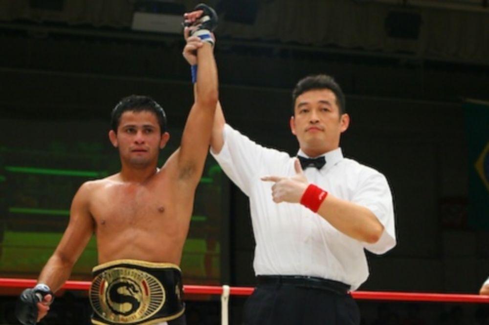 Πήρε Jussier da Silva το UFC