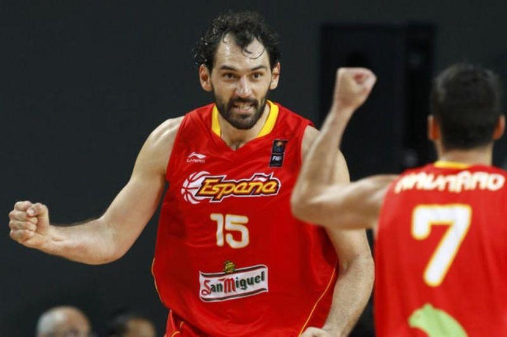 Με Γκαρμπαχόσα στο 3 on 3 η Ισπανία!