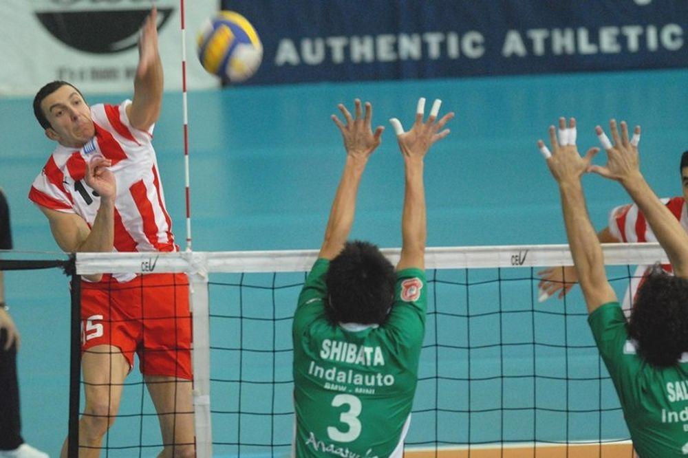 Γιορντάνοφ: «Το καλύτερο για τον Ολυμπιακό»