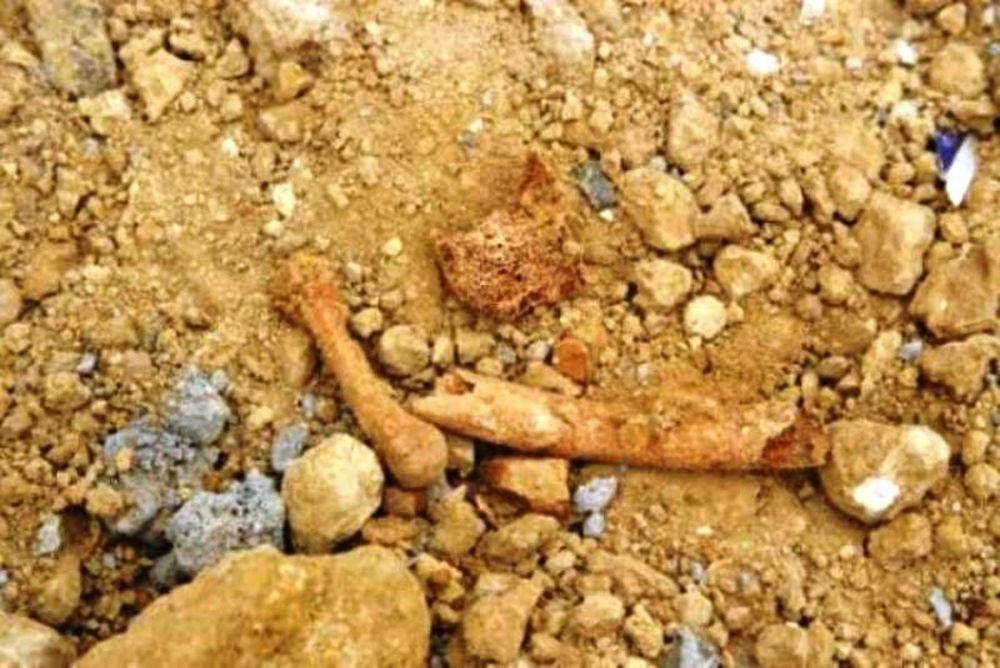 Μυστήριο με εύρεση ανθρωπίνων οστών στην Πάρο