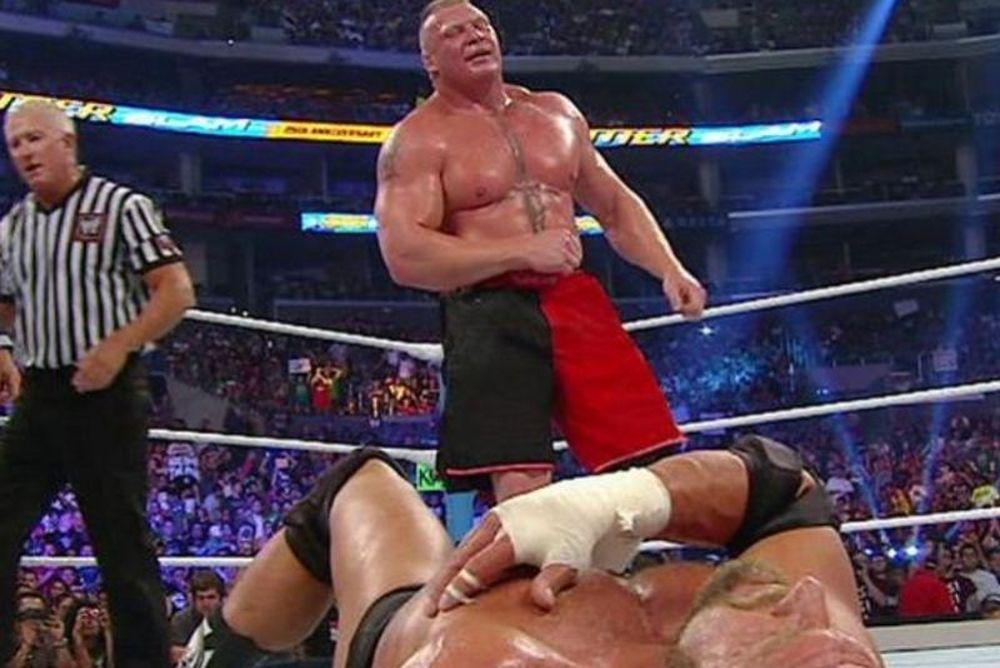 SummerSlam: Το τέλος του Triple H (photos)