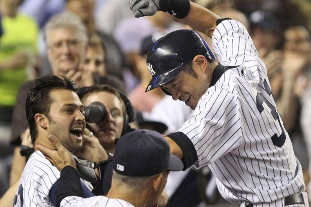 «Καθάρισε» ο Suzuki στο «Yankee Stadium»