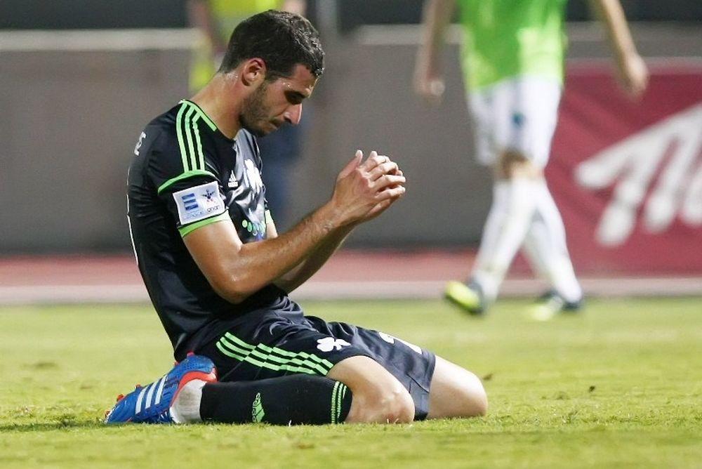 Πετρόπουλος: «Μπορούσαμε περισσότερα γκολ»