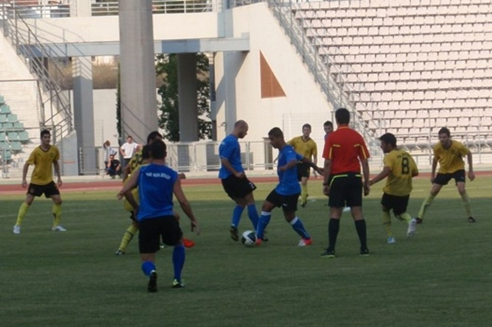 Νίκη Βόλου: Φιλική νίκη (2-0) απέναντι στον Βύζαντα