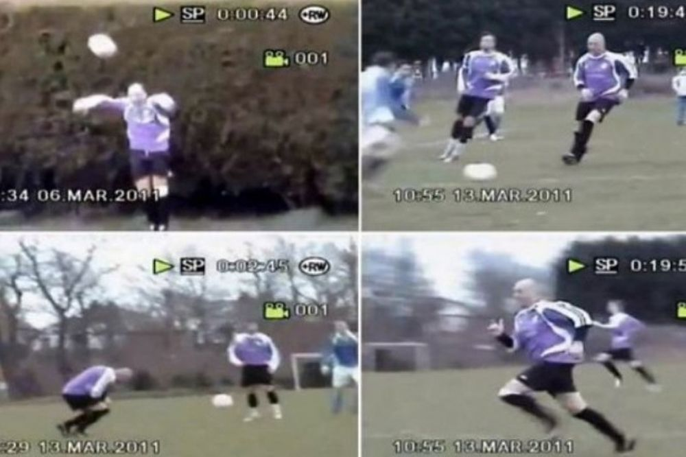 Ποδοσφαιρική... κομπίνα με αναπηρική σύνταξη!