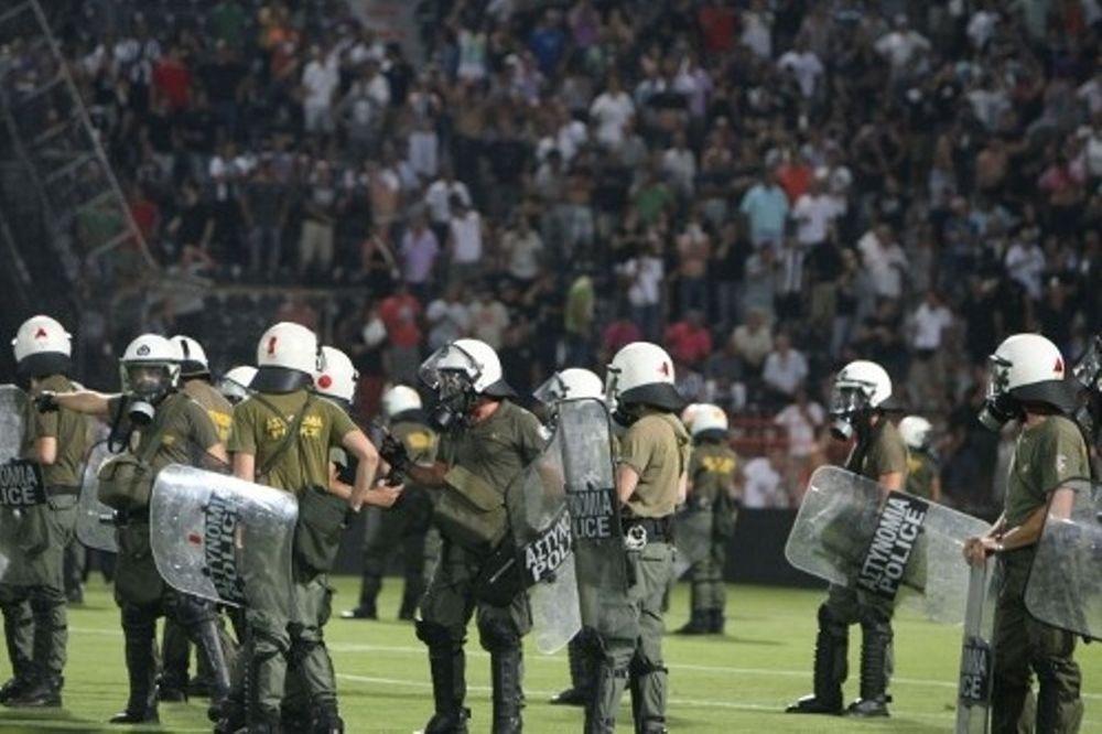 Η UEFA κάνει τη δουλειά της. Εμείς;