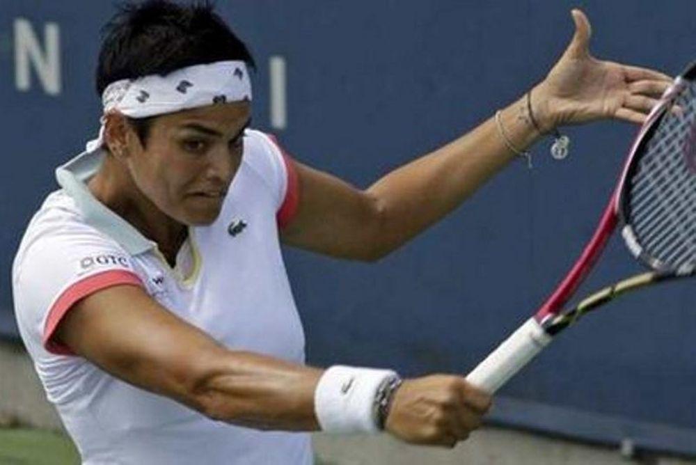 Αποκλείστηκε από το US Open η Δανιηλίδου