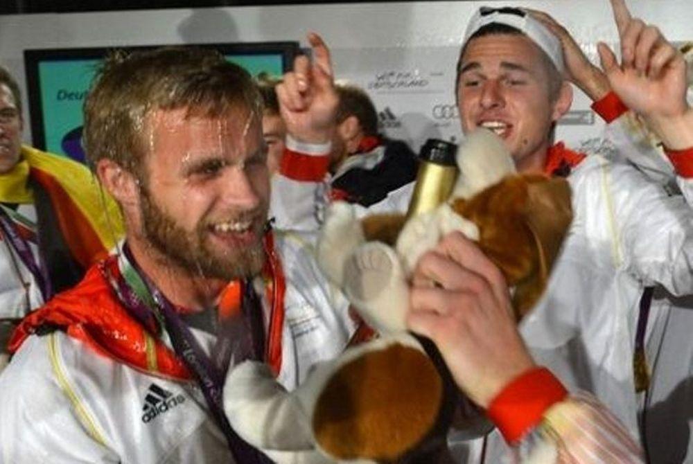 Ζημιές 500.000 ευρώ από Γερμανούς Ολυμπιονίκες σε κρουαζιερόπλοιο! (photos)