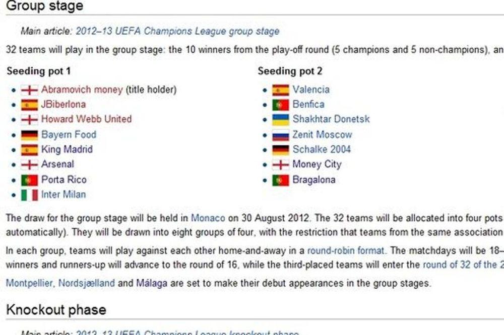 Με JBiberlona και Porta Rico το Champions League!