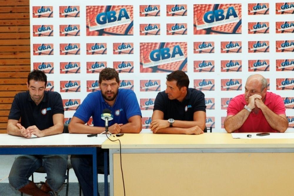 Συνεργασία Greek Basketball Academy - Αίαντα Εύοσμου