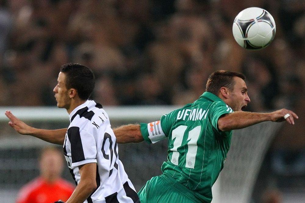 Αγνώριστος Ευρωπαίος ΠΑΟΚ, αποκλείστηκε με 3-0 από τη Ραπίντ (photos)